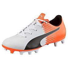 evoSPEED 5.5 FG Kids' Football Boots