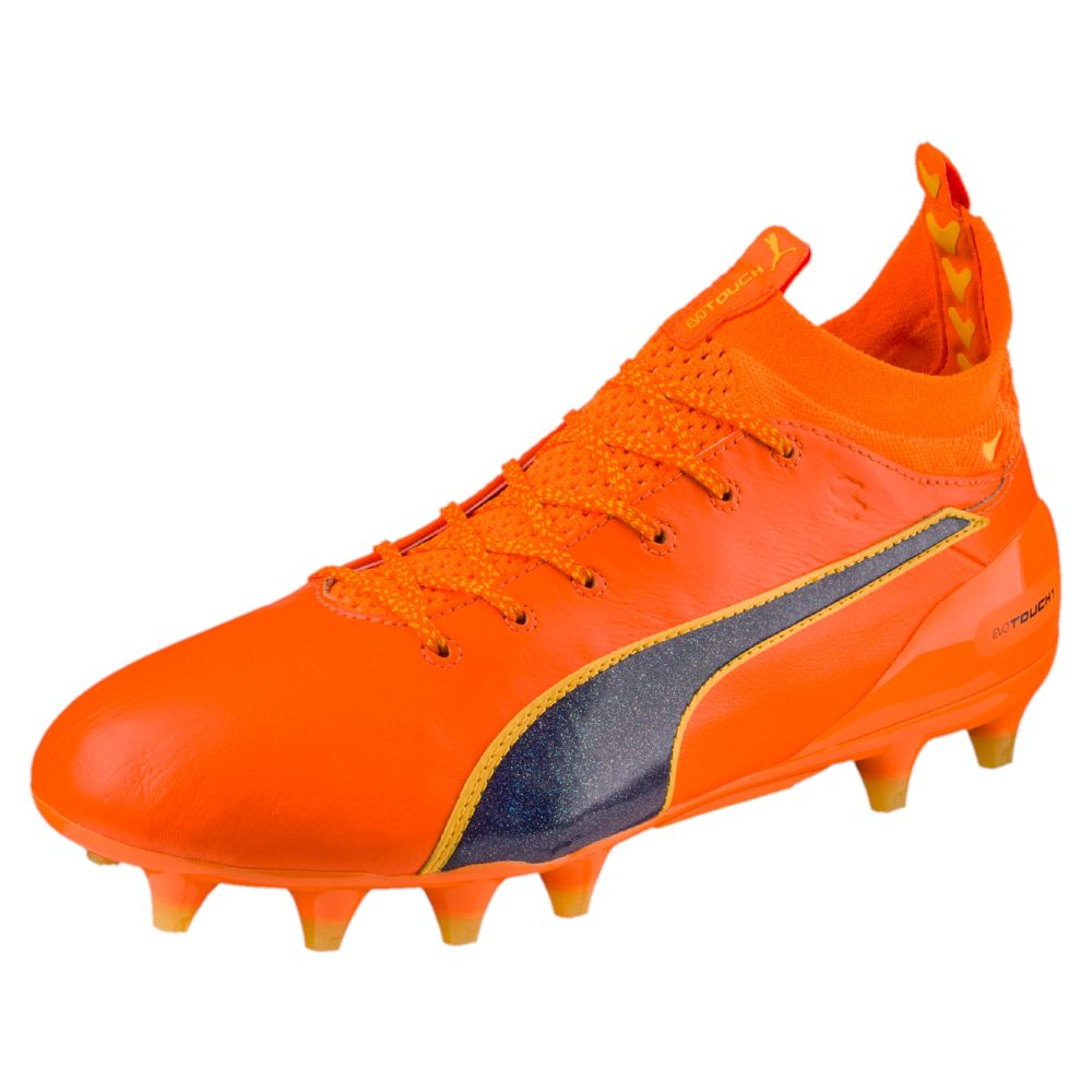 PUMA evoTOUCH 1 FG Men's Firm Ground Soccer Cleats   eBay