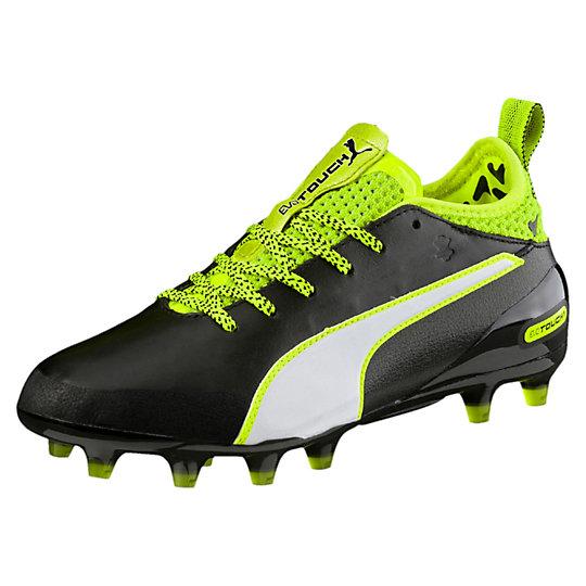evoTOUCH 1 FG Kids' Football Boots