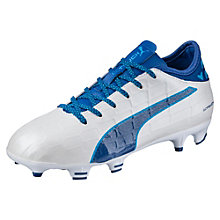 evoTOUCH 3 FG Kids' Football Boots