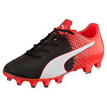 Chaussure de foot evoSPEED 4.5 FG  pour enfant