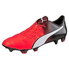 evoPOWER 1.3 Leather FG Men's Football Boots