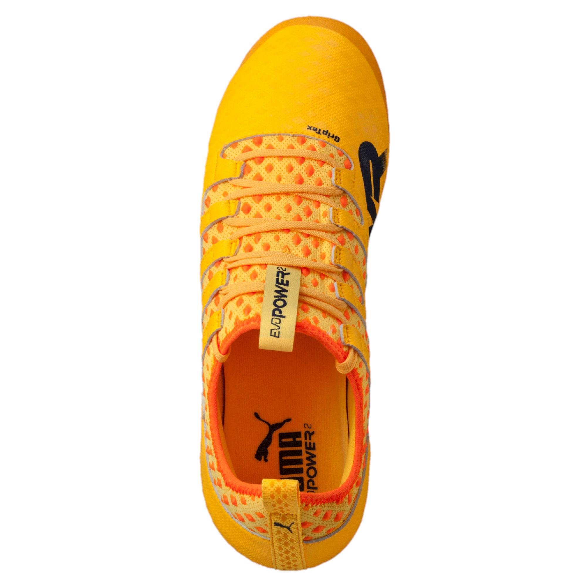 PUMA-evoPOWER-Vigor-2-AG-Men-s-Football-Boots-Hombre-Zapatos-Futbol-Nuevo miniatura 11