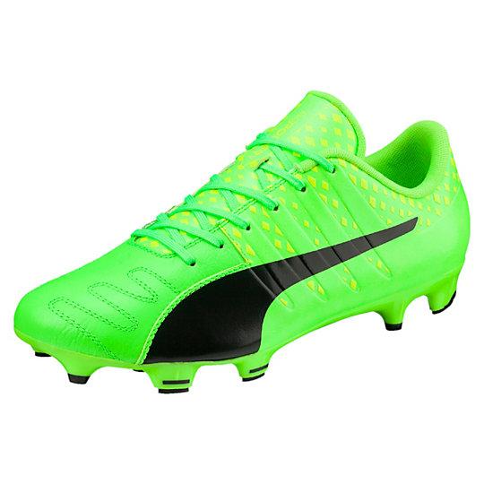 evoPOWER Vigor 3 Leather FG Men's Football Boots