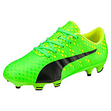 evoPOWER Vigor 3 FG Kids' Football Boots