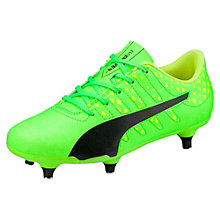 evoPOWER Vigor 4 SG Kids' Football Boots
