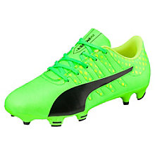 evoPOWER Vigor 4 FG Kids' Football Boots