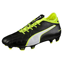 evoTOUCH 3 Leather FG Men's Football Boots