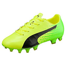 evoSPEED 17 SL-S FG Kids' Football Boots