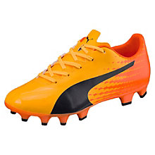 evoSPEED 17.4 FG Kids' Football Boots