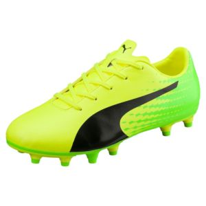 evoSPEED 17.5 FG Kids' Football Boots