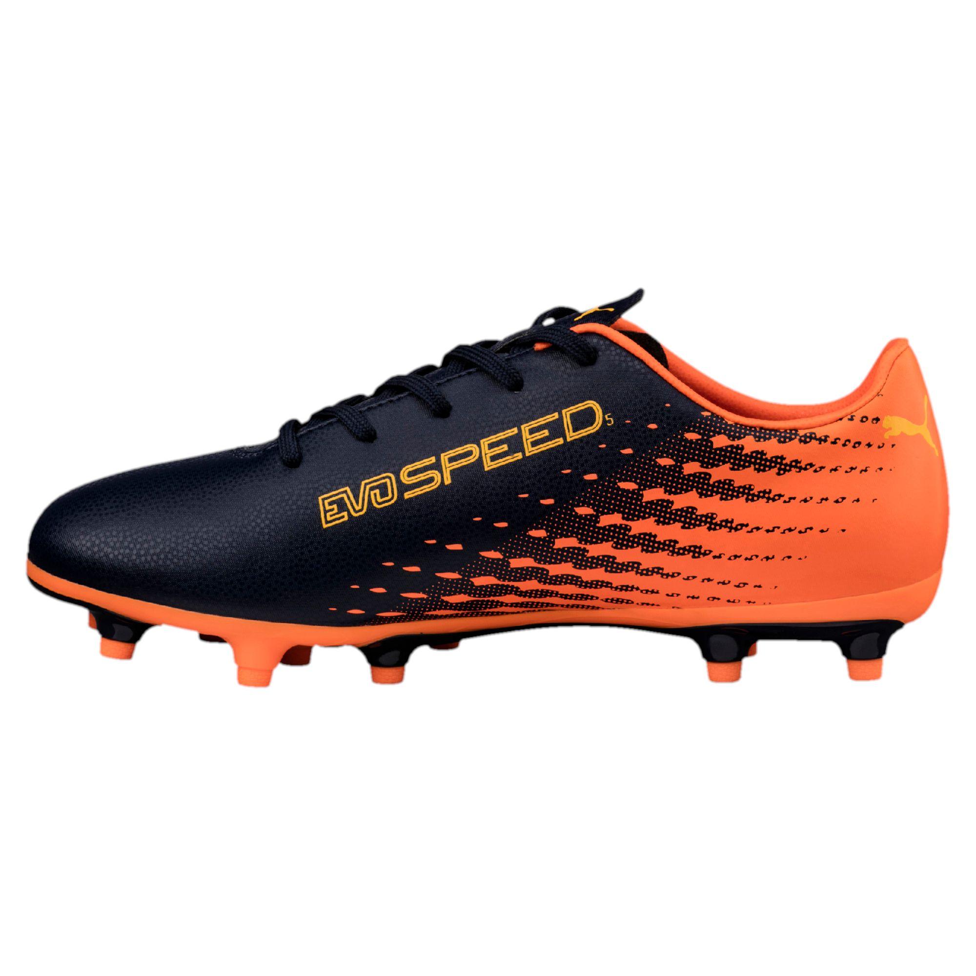 PUMA evoSPEED 17.5 FG Kinder Fußballschuhe Unisex Schuhe Fußball Fußball Fußball Neu dd8e35