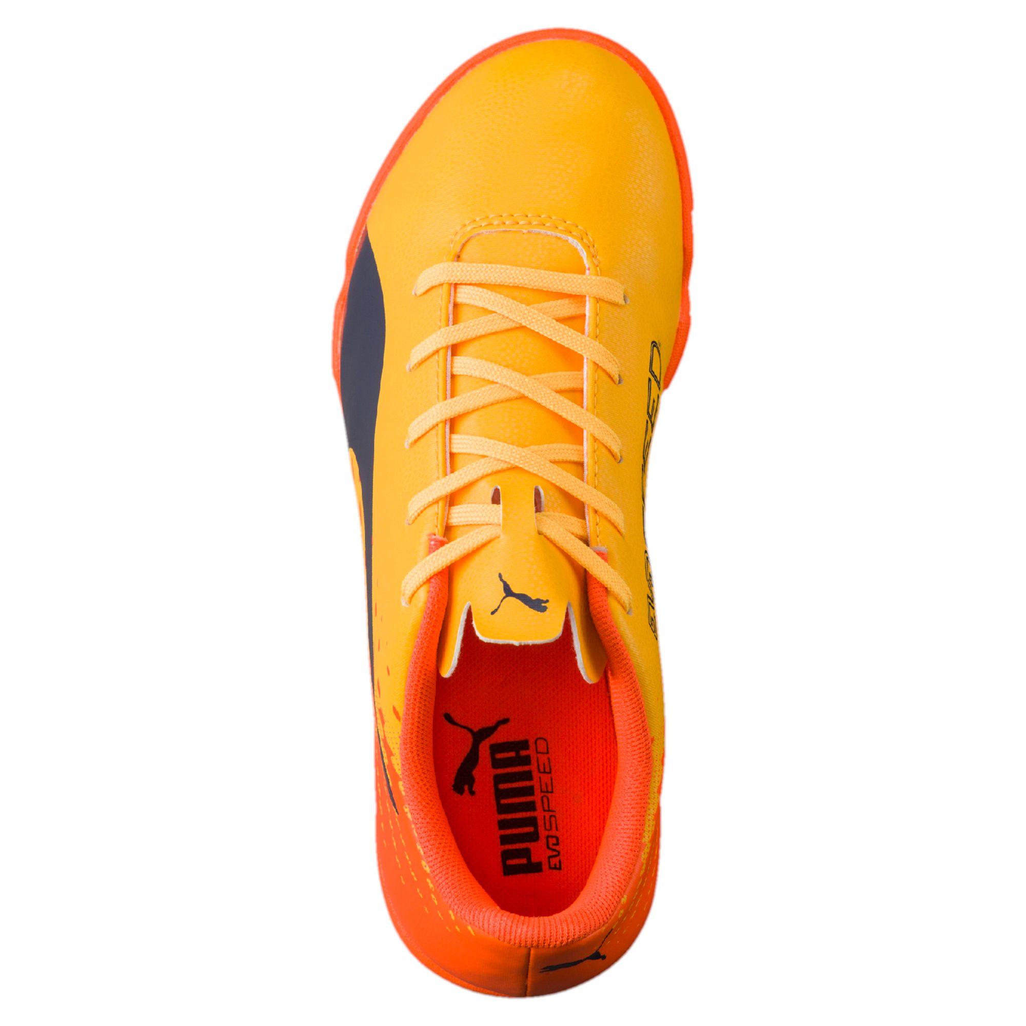 PUMA evoSPEED 17.5 TT Kinder Fußballschuhe Fußball Schuhe Unisex Unisex Schuhe Neu 9df956