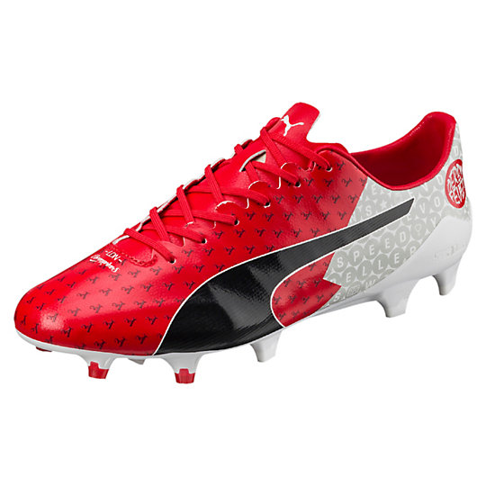 evoSPEED 17 SL-S Bellerin DF FG Men's Football Boots