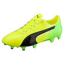 evoSPEED 17 SL Leather FG Men's Football Boots