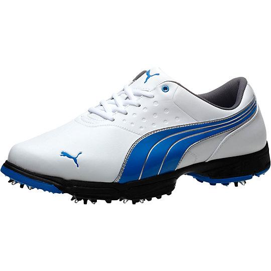 puma amp sport mens golf shoes