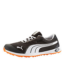 Biofusion spikeless mesh golf shoes.