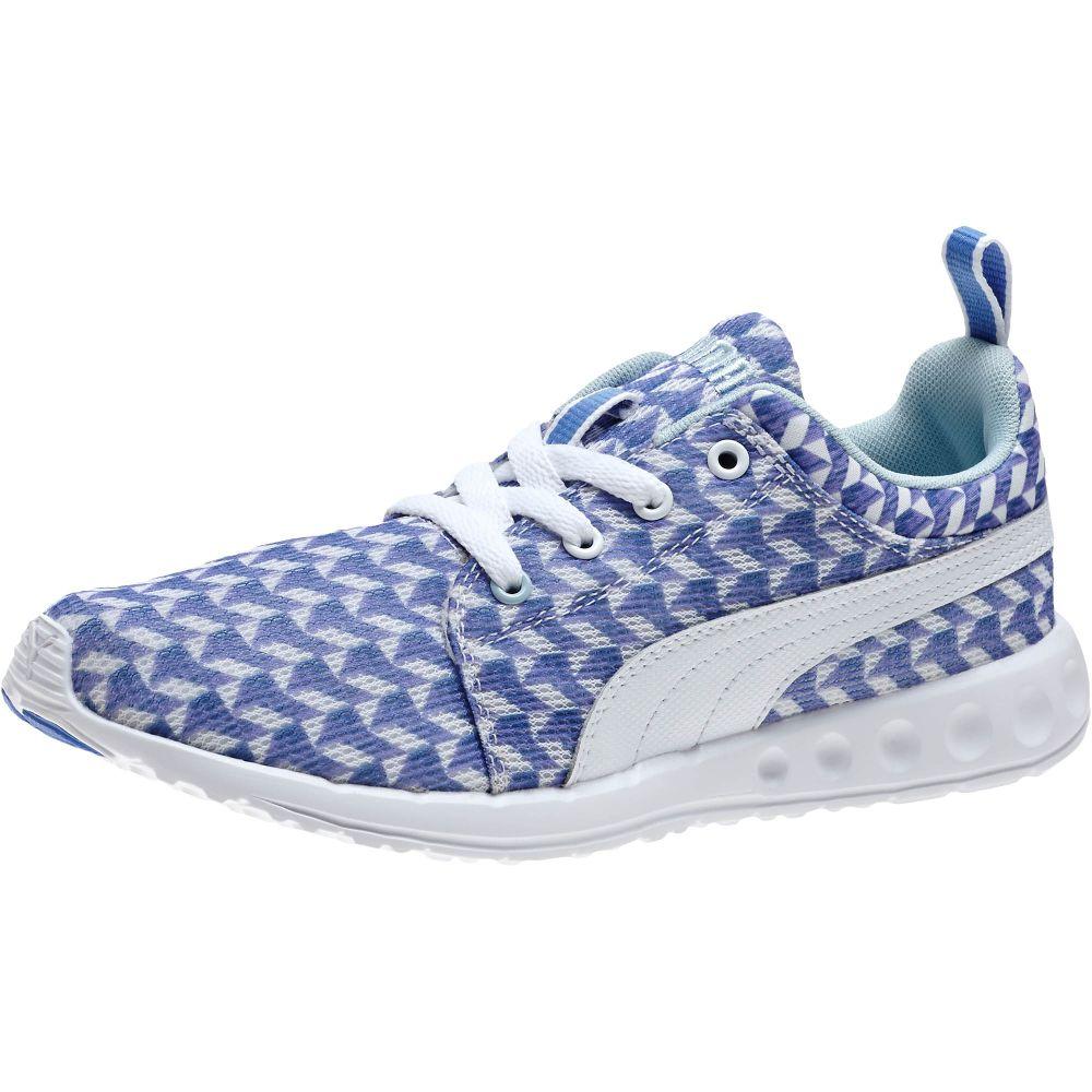 puma carson runner glitch women 39 s running shoes. Black Bedroom Furniture Sets. Home Design Ideas