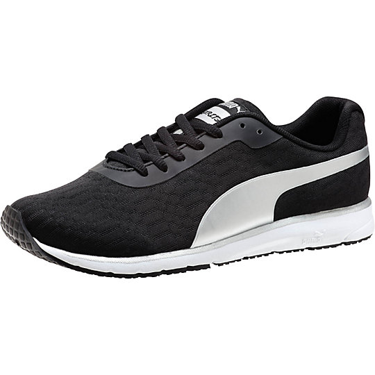 Puma Shoes Womens Black consumabulbs.co.uk
