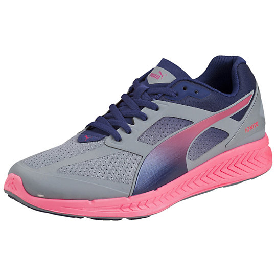 Puma IGNITE Womens Running Shoes (Multi Colors)