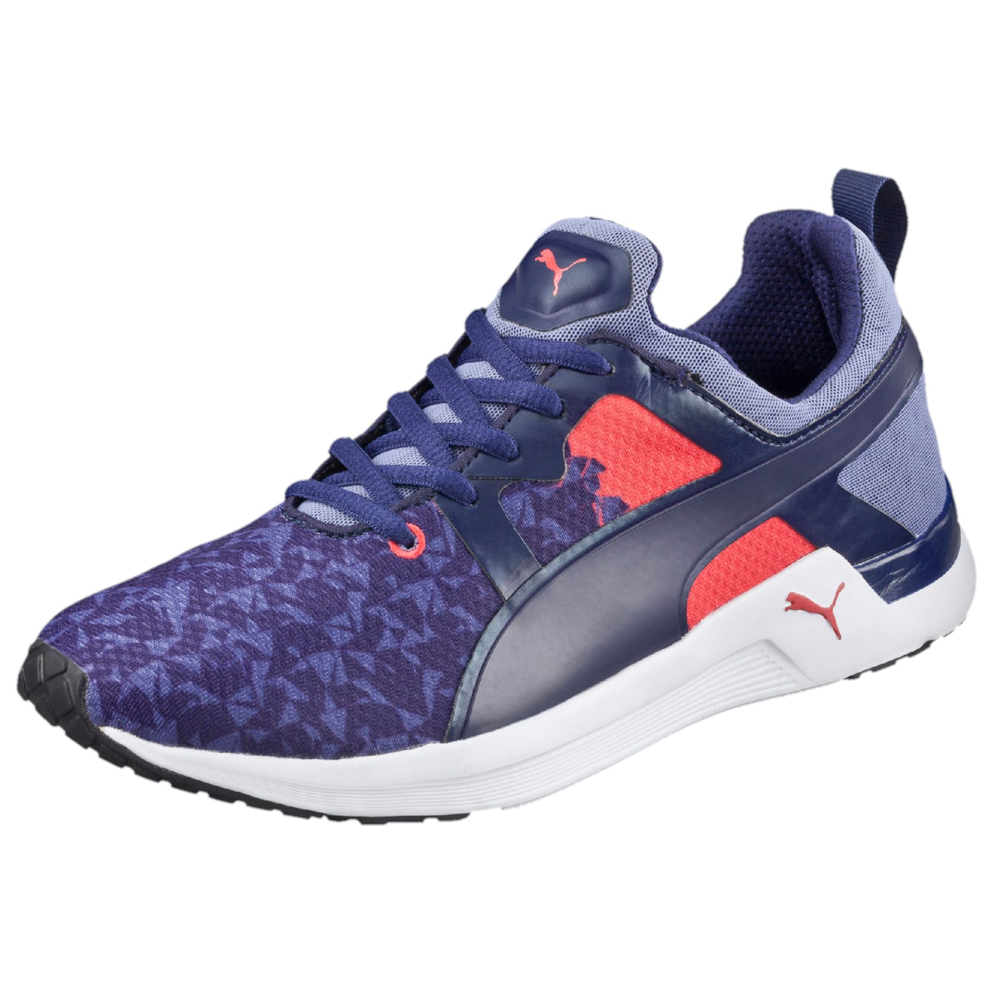 puma pulse xt graphic damen fitness schuhe schuhe training. Black Bedroom Furniture Sets. Home Design Ideas