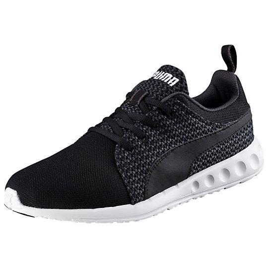 puma carson runner knit running shoes puma new arrivals. Black Bedroom Furniture Sets. Home Design Ideas