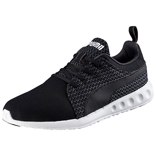 ��������� Carson Runner Knit - Puma��� ����<br>��������� Carson Runner Knit ������� ��������� ���������� ������ Carson Runner Knit �� PUMA - ����� �����, ������� ����� � ����� �� ������ ��������, �� � �������� ������. ����, ����������� �� ��������� ��������� ���� ������, ������� ���������� ������������ ������� ��� � ������������ ������� ���������� �������. ������������� ������� �� EVA ������� ��������������� �������� � �����������. ������� �������� ��� ��� ������� � �������������� ����������, ��� � ��� ������������ �����.�����: �����-���� 2015 �������������� � ��������� ��������� �������, ����������� �� ���������� EverTrack,��������� Neutral � ������������� ���������<br><br>size US: 43<br>gender: Unisex