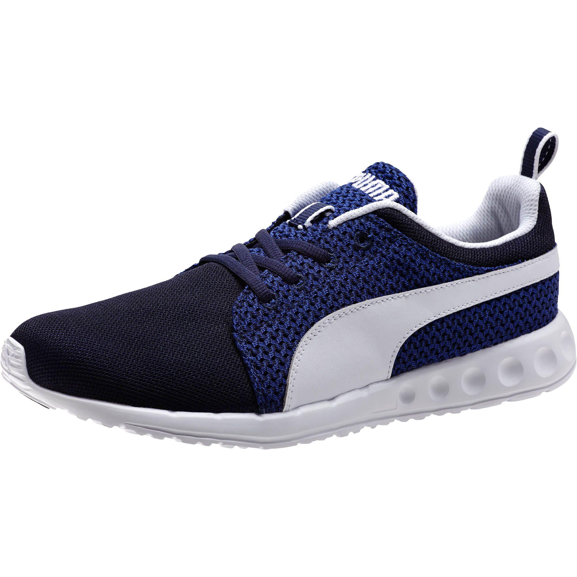 Puma Carson Runner Knit Chaussures De Course Chaussures Running Courir Hommes Neuf