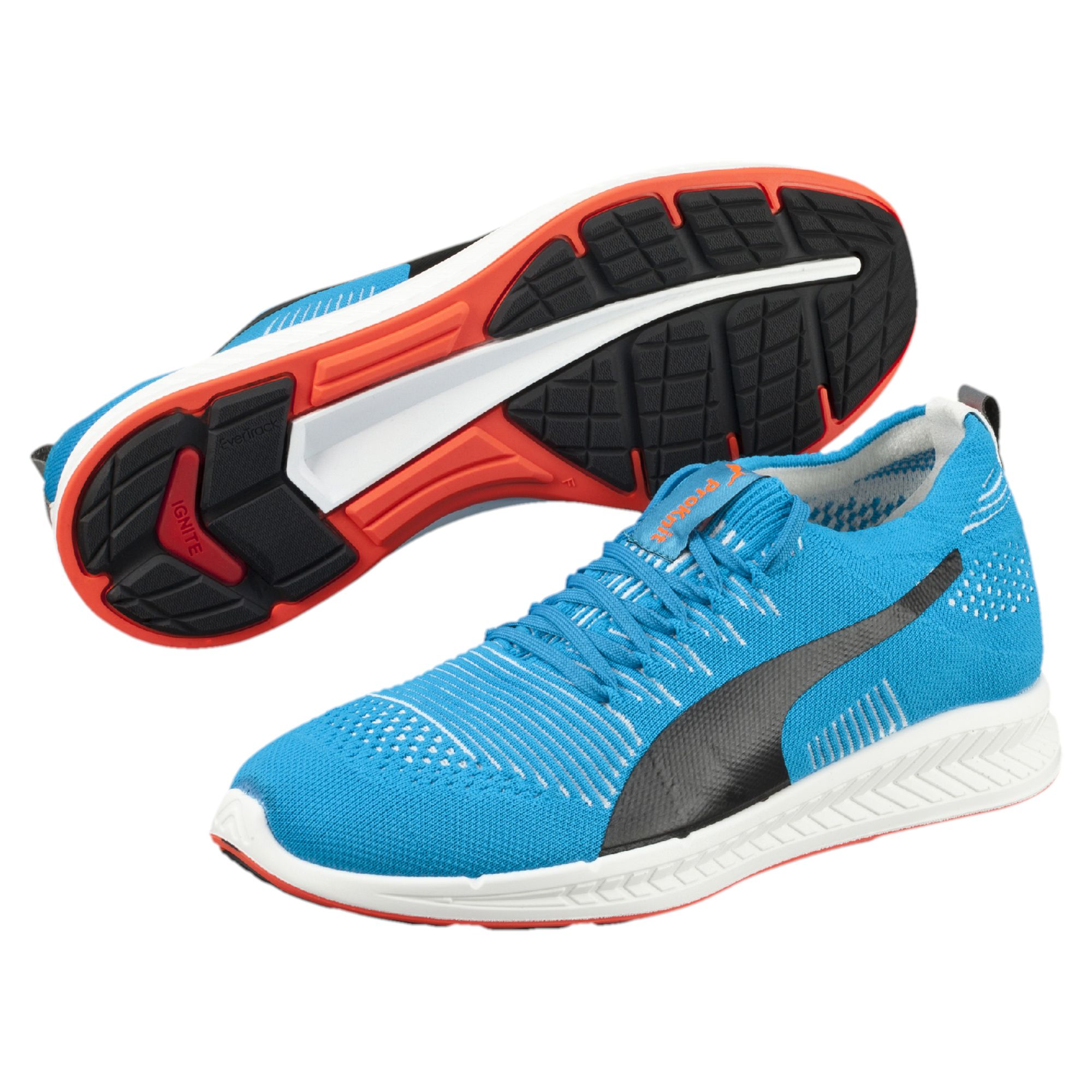 PUMA IGNITE ProKnit Running Shoes Running Low Boot Male Nuevo