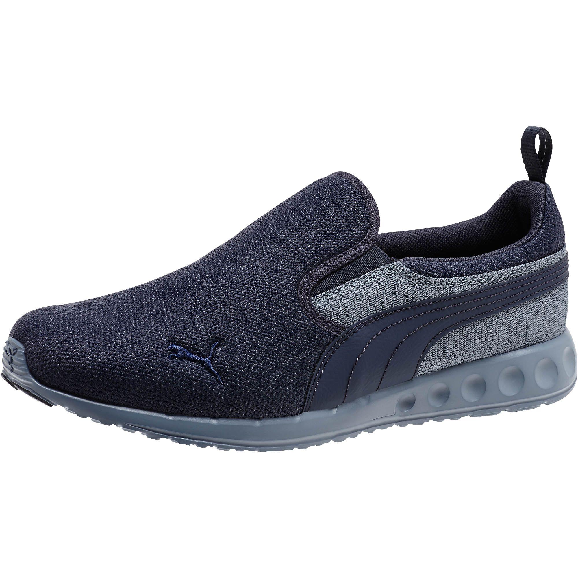 puma carson runner slip on trainers footwear neutral. Black Bedroom Furniture Sets. Home Design Ideas