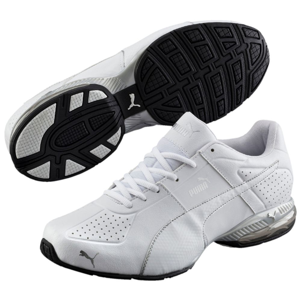 Puma Men S Cell Surin  Matte Cross Trainer Shoe