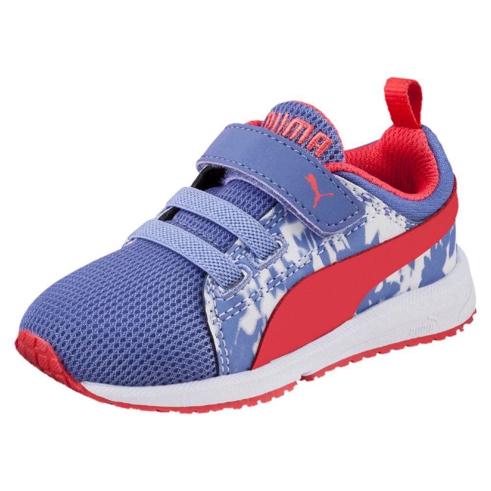 puma carson runner blur kids running shoes ebay. Black Bedroom Furniture Sets. Home Design Ideas