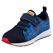 Carson Runner Superman Baby Trainers