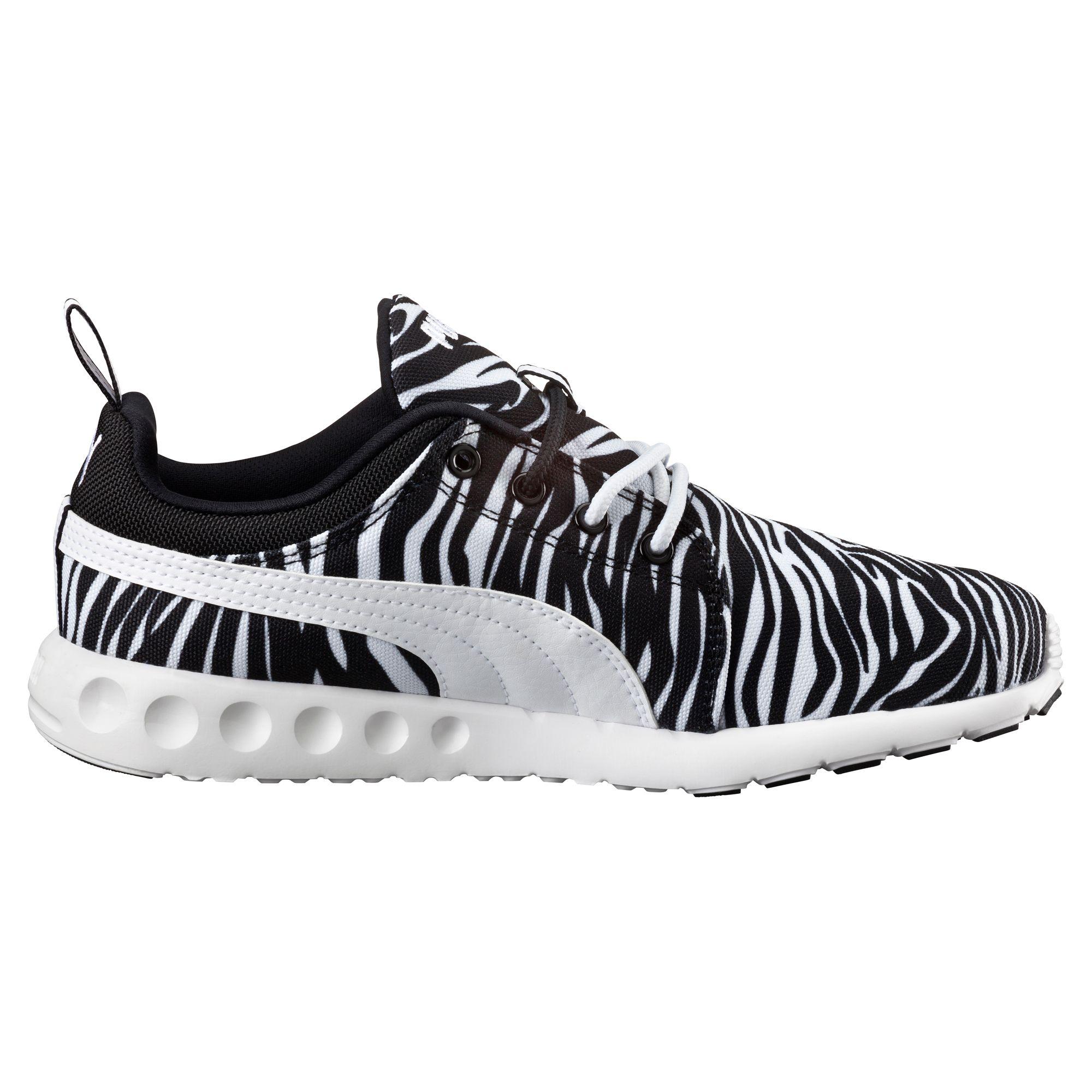 puma schuhe zebra