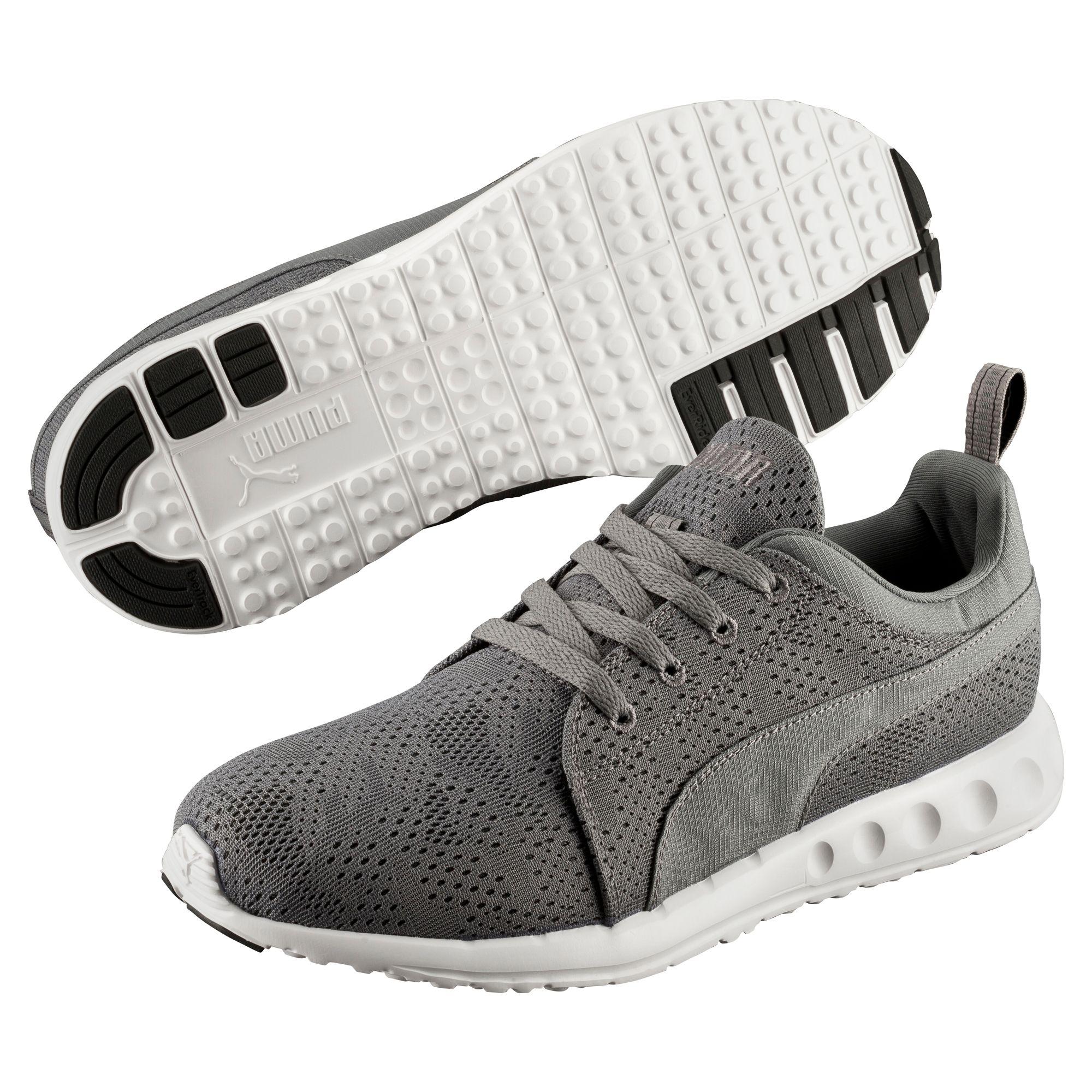 ade9fdceef2179 PUMA Carson Runner Camo Mesh Running Shoes Footwear Neutral Running ...