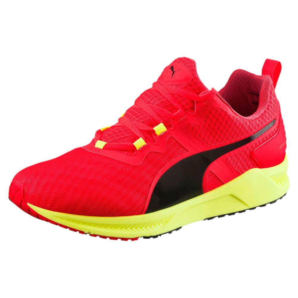 Zapatillas Cross-Trainer Ignite Xt v2 para hombre, explosi¨®n roja / amarillo de seguridad, 11 M US