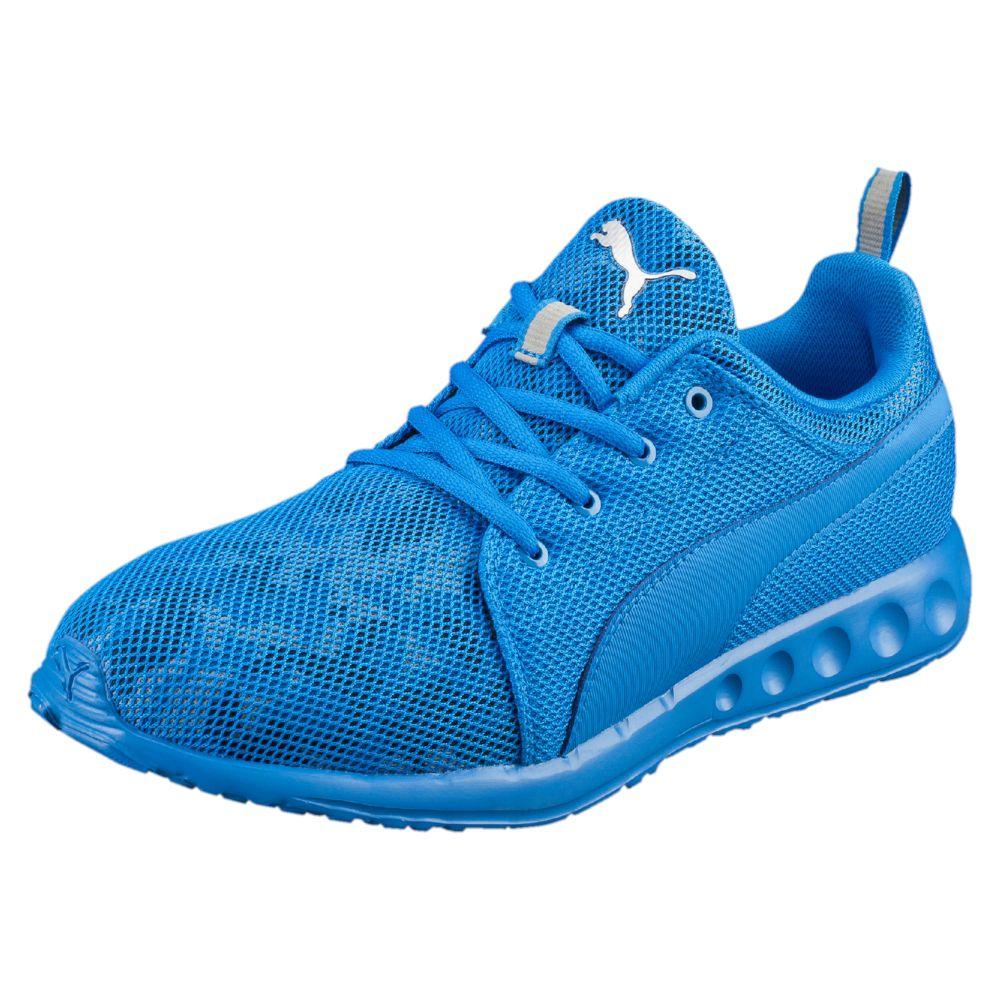 puma carson runner blau