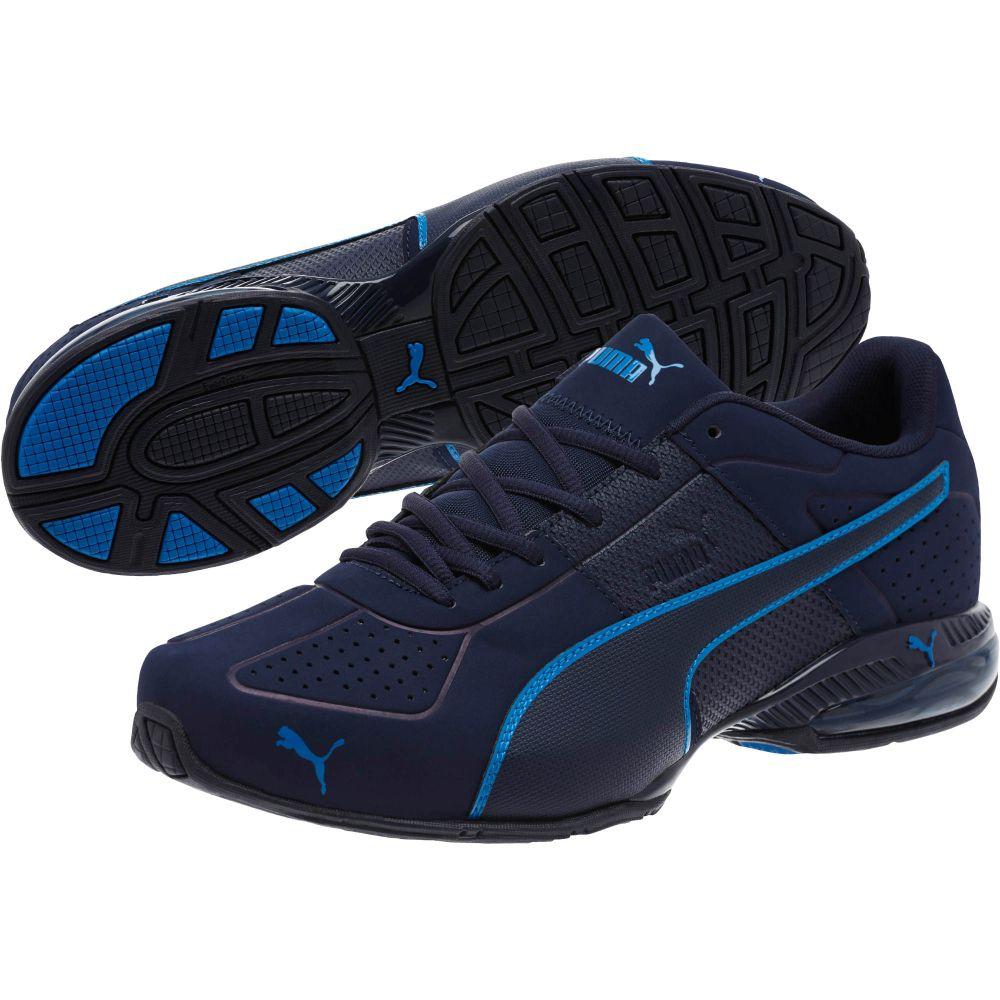 Matte Black Running Shoes