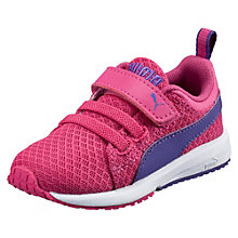 Carson Mesh V Baby Trainers