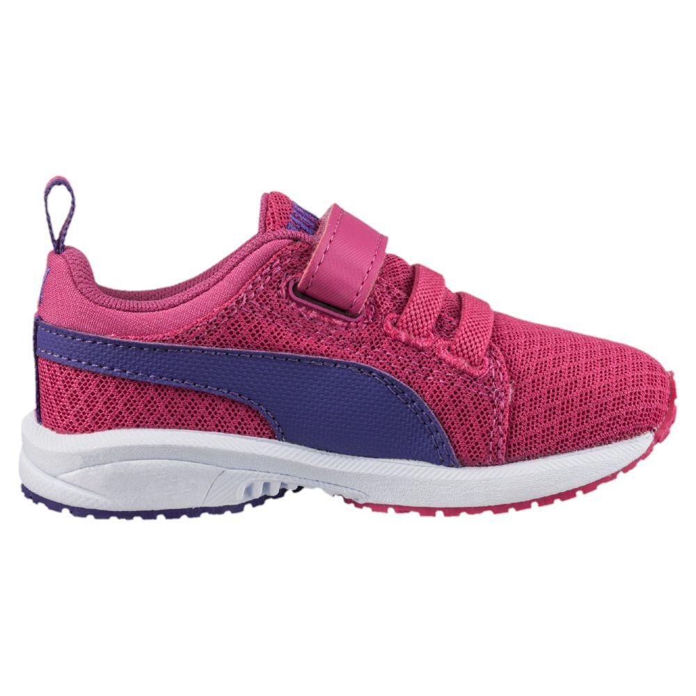 puma carson runner mesh kids running shoes ebay. Black Bedroom Furniture Sets. Home Design Ideas