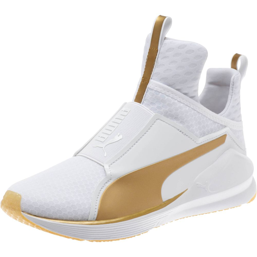 Fierce Gold Women S Training Shoes