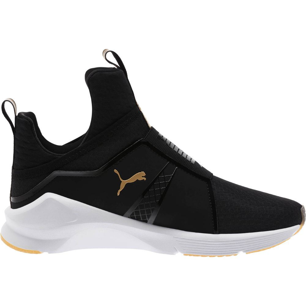 White Puma Womes Shoes