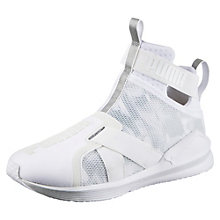 PUMA Fierce Strap Swan trainingsschoenen