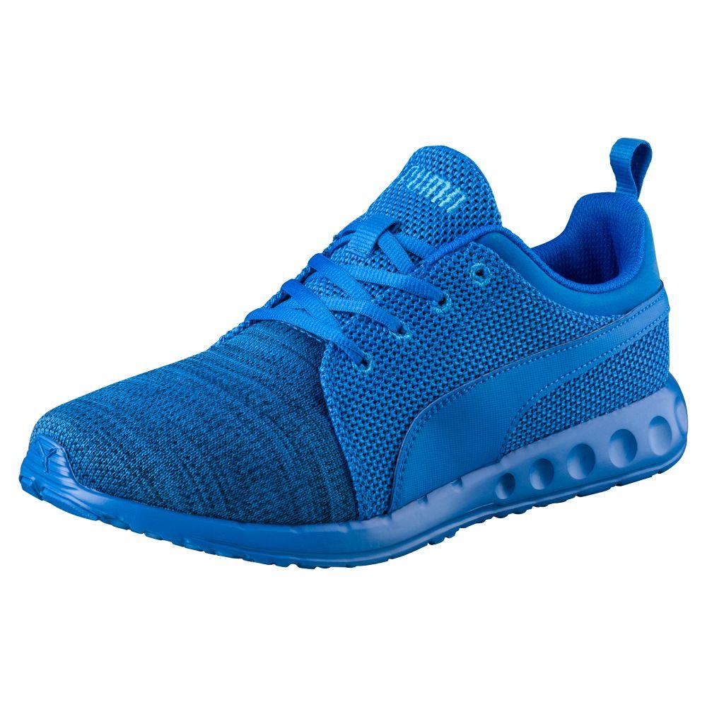 puma carson runner knit eea men 39 s running shoes multi. Black Bedroom Furniture Sets. Home Design Ideas