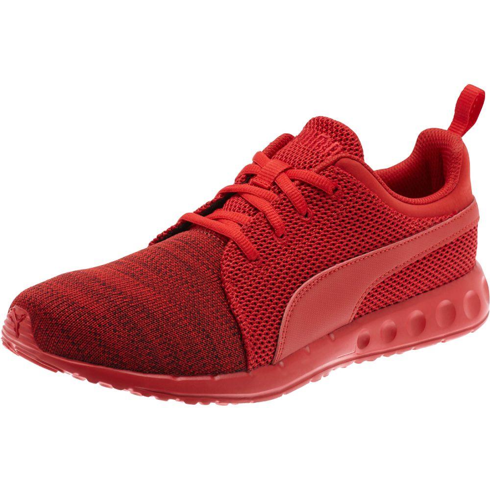 puma carson runner knit eea men 39 s running shoes ebay. Black Bedroom Furniture Sets. Home Design Ideas