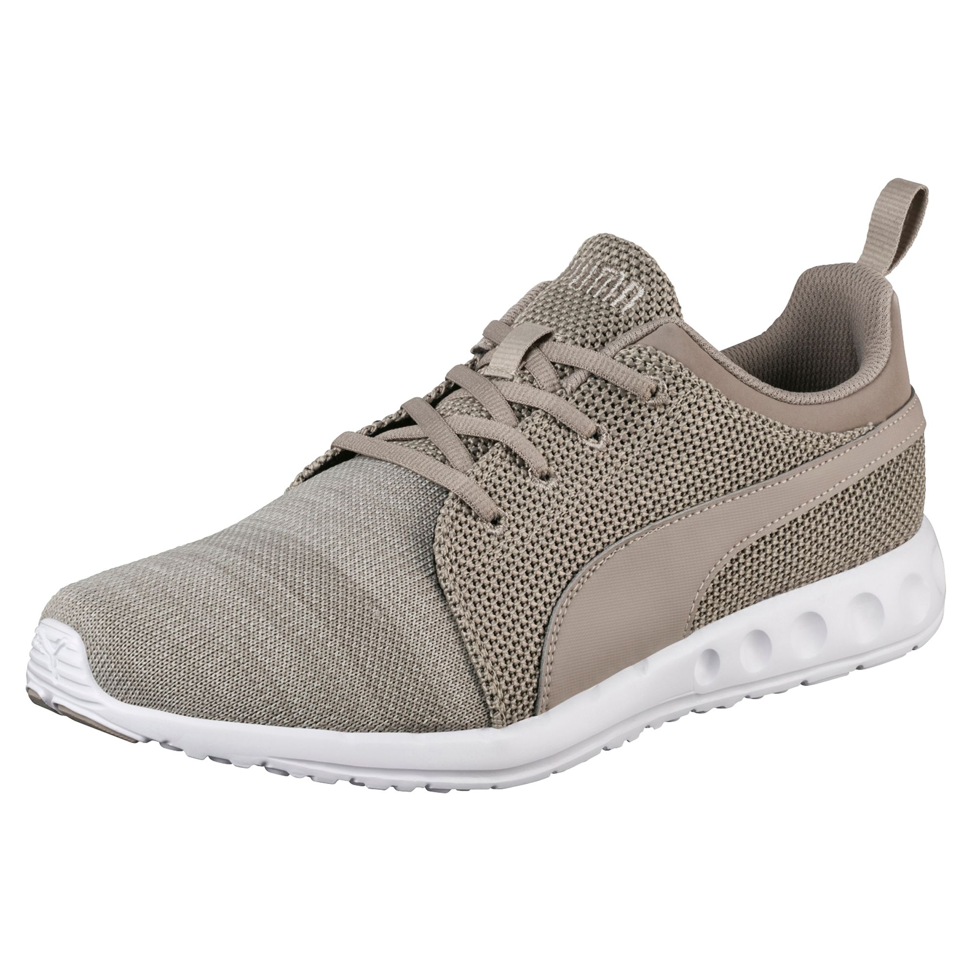 puma chaussure de course carson runner knit pour homme unisexe chaussures neuf ebay. Black Bedroom Furniture Sets. Home Design Ideas
