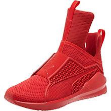 womens red puma shoes