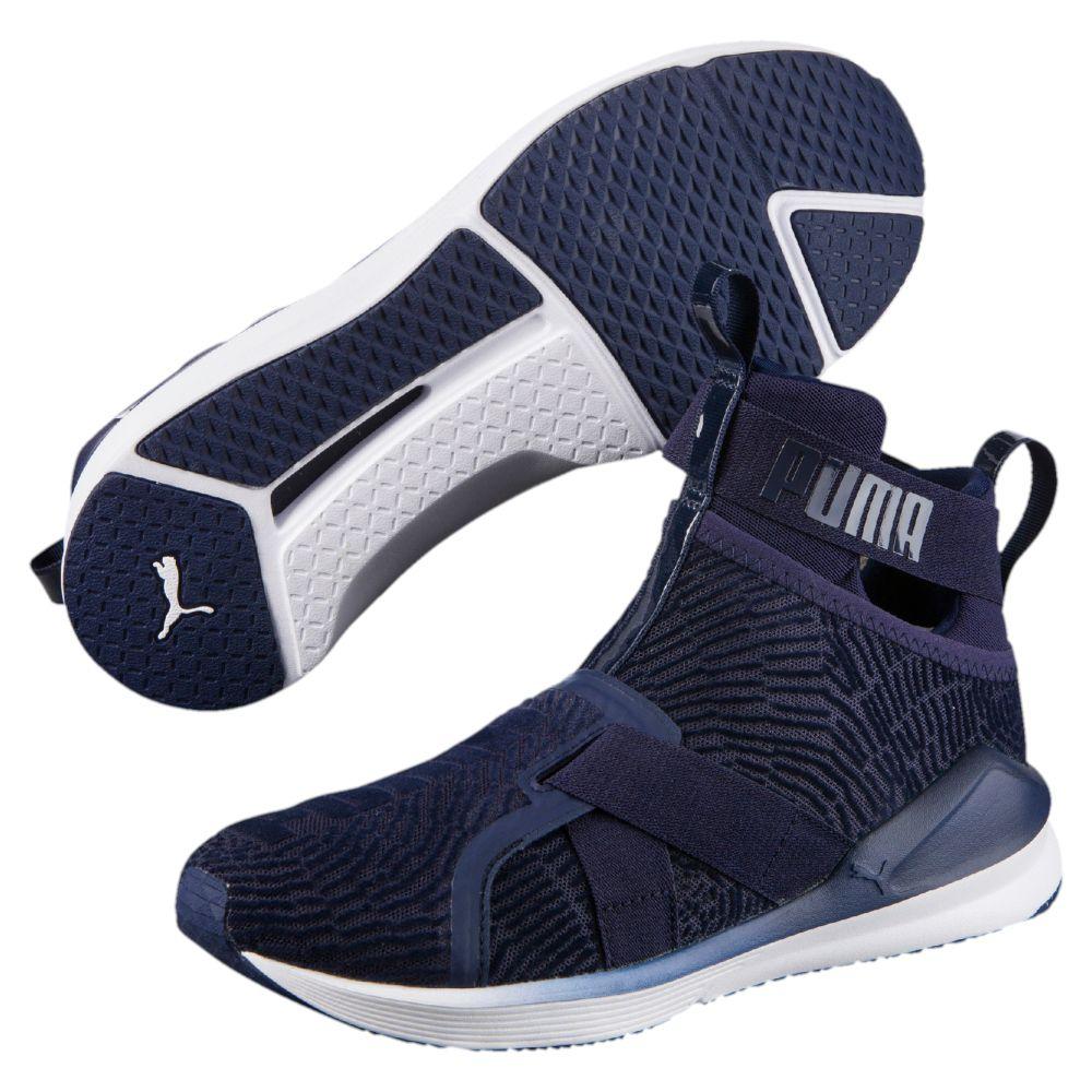 Women S Puma Fierce Strap Swan Training Shoes