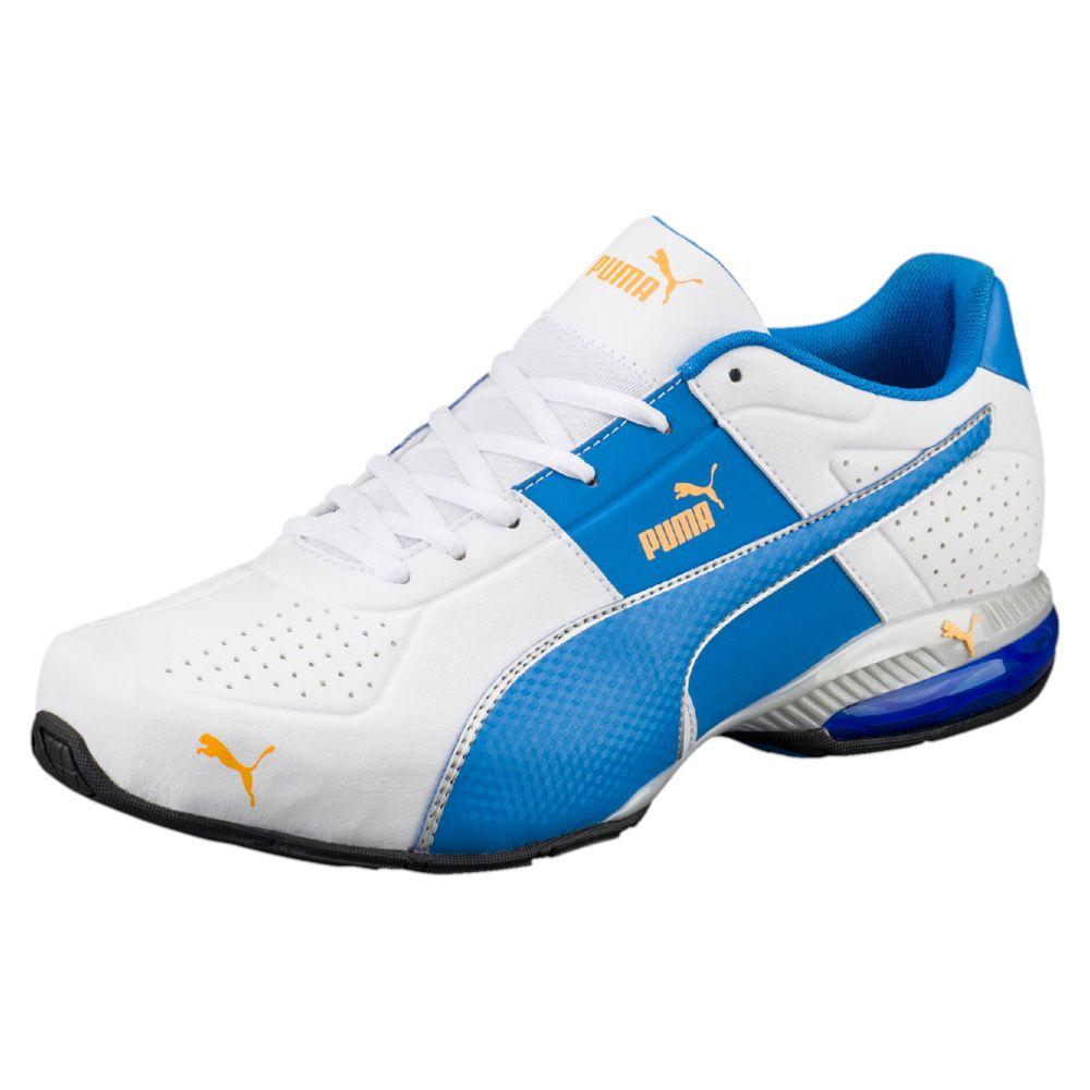 Zapato Cross-Trainer Cell Surin 2 Fm para hombre, Puma Black / Puma Silver, 7 M US
