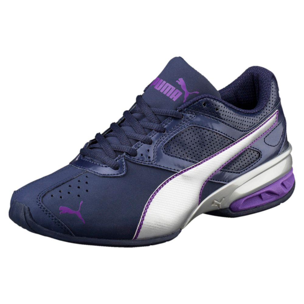 Pink And Black Women S Puma Running Shoes